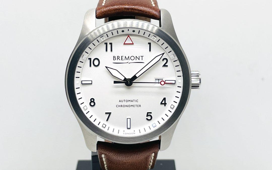 Bremont Solo 43 – SOLO/WH/SI UNWORN