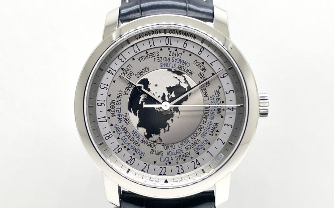 Vacheron Constantin Traditionnelle World Time Platinum 86060/000P