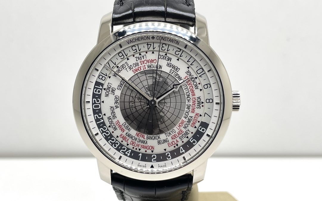 Vacheron Constantin Traditionnelle World Time 18KT WG 86060/000G